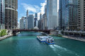 Chicago City View Royalty Free Stock Photo - 77060125