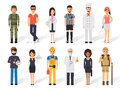 Occupation Profession People Stock Photo - 77080430