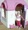 Welcome To My Playhouse Stock Images - 7710034