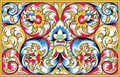 Vector Fragment Of Orthodox Ornamental Pattern Stock Photo - 7711890