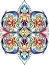 Vector Fragment Of Orthodox Ornamental Pattern Stock Images - 7712524