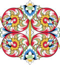 Vector Fragment Of Orthodox Ornamental Pattern Stock Images - 7712614