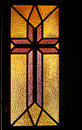 Stained Glass Window Royalty Free Stock Images - 7713039