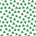 Green Clover Leaves Royalty Free Stock Photo - 77116515