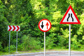 Traffic Signs Royalty Free Stock Photos - 77161128