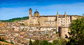 Medieval City Urbino In Italy Stock Photo - 77163980