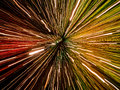 Abstract Light Trails Bokeh Royalty Free Stock Photography - 77225967