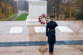 Changing The Guard At Arlington National Cemetery In Washington Royalty Free Stock Photography - 77247707