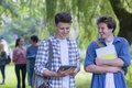 Friends Studying Together Royalty Free Stock Photos - 77248408