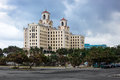 A Hotel National Cuba Stock Images - 77266194