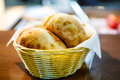 Bread, Round Things Stock Images - 77275604