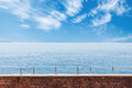 Calm Seascape View Royalty Free Stock Image - 77341626