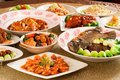 Festival Fortune Lunch Or Dinner Buffet In Chinese Style In Asia Royalty Free Stock Photo - 77380605