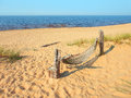 Hammock On A Sand Hill Royalty Free Stock Photos - 77404388