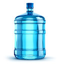 19 Liter Or 5 Gallon Plastic Drink Water Bottle Stock Images - 77424544