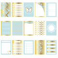 Vector Signs And Symbols For Organized Your Planner. Stock Photos - 77444013