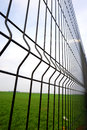 Metal Fence Wire Stock Photos - 77507083