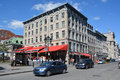 Uilding In Place Jacques-Cartier Royalty Free Stock Image - 77521596