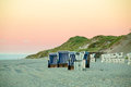 Beach Chairs At Sylt, Germany Royalty Free Stock Photos - 77620868