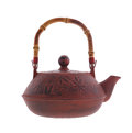 Chinese Iron Black Traditional Teapot Royalty Free Stock Photography - 77666637