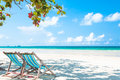 Chair At The Beach Royalty Free Stock Images - 77767419