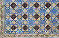Traditional Portuguese Tiles Stock Images - 77801234