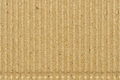Corrugated Cardboard Goffer Paper Texture, Bright Rough Old Recycled Goffered Crimped Textured Blank Empty Grunge Copy Space Royalty Free Stock Photos - 77886998