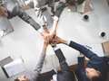 Business People Meeting Corporate Connection Togetherness Concep Royalty Free Stock Photo - 77964785