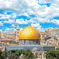 View To Jerusalem Old City. Israel Stock Photo - 78027680