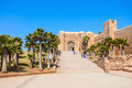 Kasbah In Rabat Stock Images - 78033834
