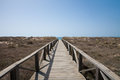 Wooden Path To Ocean Horizontal Royalty Free Stock Photos - 78035458