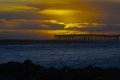Sunset Ventura Pier Royalty Free Stock Photography - 78070497