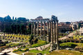 Roman Ruins In Rome, Forum Royalty Free Stock Images - 78093959