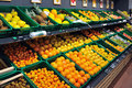 Fresh Fruits In Supermarket Royalty Free Stock Photography - 7816657