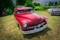 Closeup Amazing Front View Of Classic Vintage Retro Car Royalty Free Stock Photos - 78170868