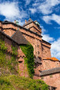 Haut-koenigsbourg - Old Castle In Alsace Region Of France Royalty Free Stock Photography - 78196137
