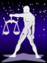 Libra Zodiac Sign Stock Image - 7822441