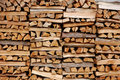 Pile Of Firewood Stock Image - 7822581
