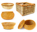 Collection Of Baskets Stock Photography - 7824042