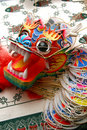 Beautiful Chinese Dragon Kite Royalty Free Stock Image - 7825736