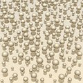 Spheres Background Royalty Free Stock Image - 7826826