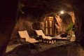 Night View Of Cave Spa Resort At Koh Samui Island Thai Stock Photography - 78204102