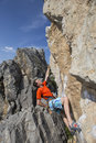 Cliffhanger. Royalty Free Stock Images - 78207479
