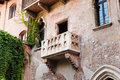 Balcony Of The Juliet S House, Verona, Italy. Royalty Free Stock Images - 78268369