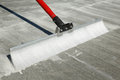 Concrete Finishing Broom Royalty Free Stock Photography - 78269267