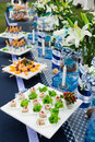 Luxury Food And Drinks Stock Image - 78271581