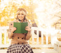 Young Woman Reading A Book In The Park Royalty Free Stock Photos - 78300968