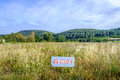 On Sale Land In Spanish Language In Catalonia Stock Photo - 78311060