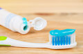 Toothbrush And Toothpaste. Royalty Free Stock Photo - 78350515