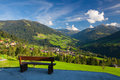 The Alpine Village Of Alpbach And The Alpbachtal, Austria. Stock Photography - 78368122